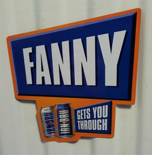 fanny magnets #imafanny
